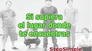 Simple Plan - Just Around The Corner (sub.español)