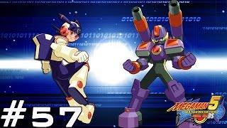 Mega Man Battle Network 5: Double Team DS - Part 57: Napalm & Meddy Soul VS The World