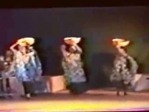 Ballet National La Linguere Du Sénégal Yela