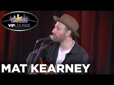 Mat Kearney performs 'Ships In The Night,'...