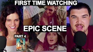 Bang Bang - PART 4 - EPIC SCENE! - Hrithik Roshan, Katrina Kaif