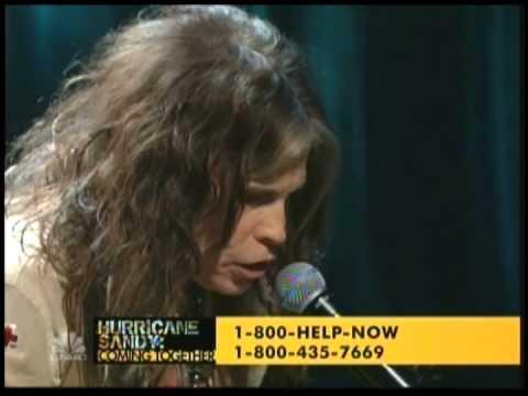 Aerosmith: Dream  Superstorm: Hurricane Sandy Benefit Ccert