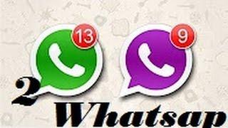 Telefona Birden Fazla Whatsapp Kurmak Rootsuz Kolay Anlatım  ( Bir Telefon Birden Fazla Whatsapp)