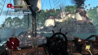 GamesCom Demo: Морской бой и взятие форта | Assassin's Creed 4. Черный флаг [RU](Ашраф Исмаил проведет нас глубже по миру