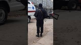 """Съёмки сериала""""Пес 5"""""""
