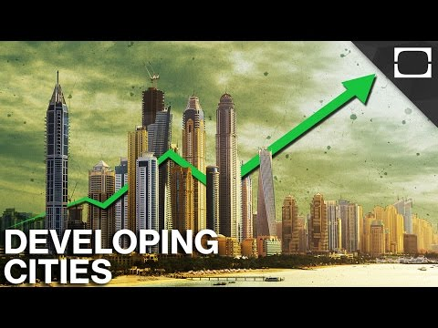 What Are The World's Fastest Developing Cities?