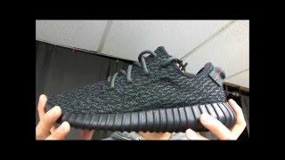 2015 adidas yeezy boost 350 pirate black aq2659 moonrock aq2560