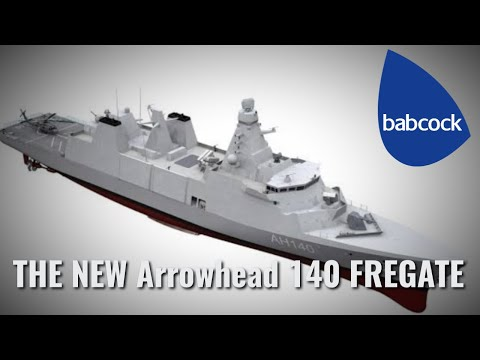 British shipbuilder willing to build the new Arrowhead 140 frigate for the Hellenic Navy