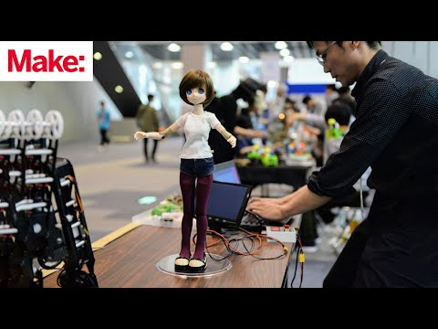 Inside Maker Faire Kyoto 2019 — Tiny Electronics Galore