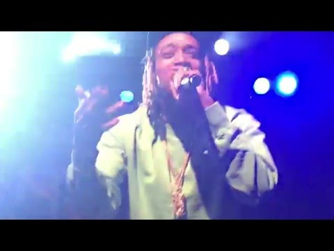 Wiz Khalifa and Snoop Dogg Live at Irving Plaza National Concert Day 5/3/16