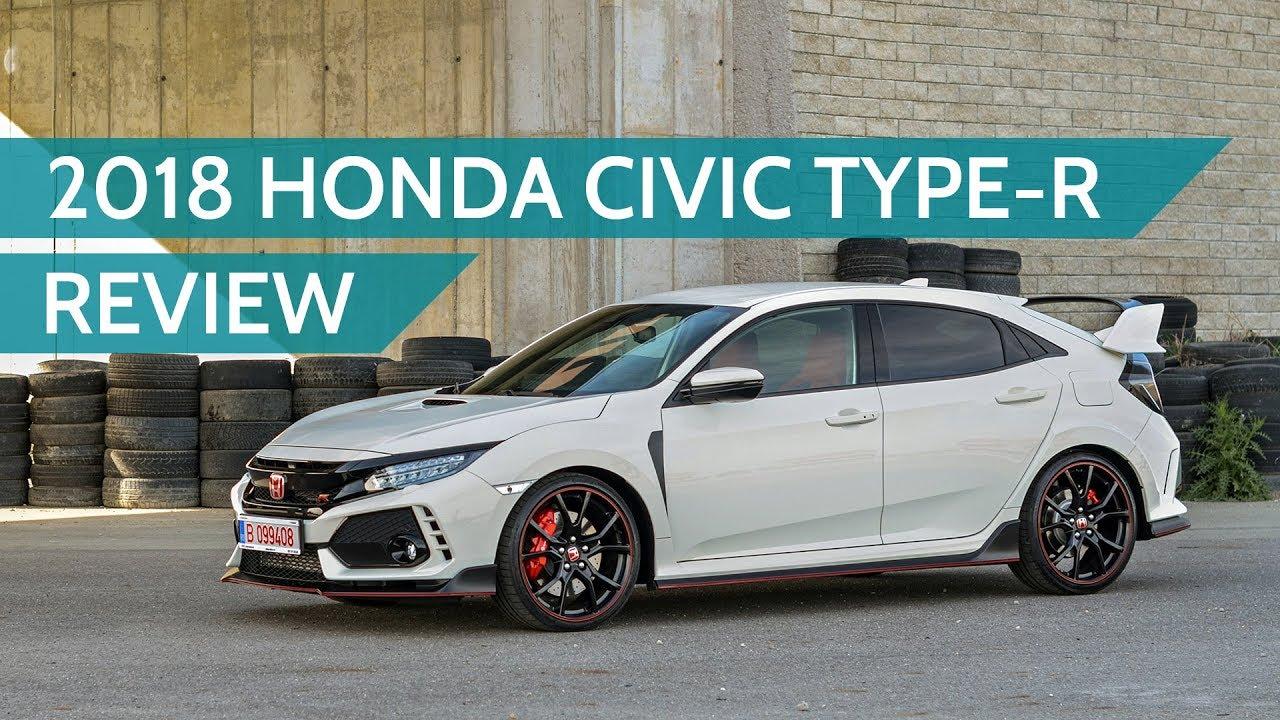 Honda Civic Type-R 2018 (FK8) review