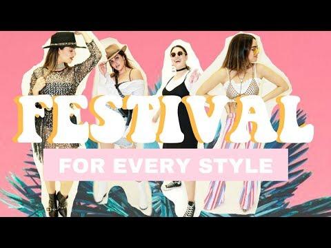 WHAT TO WEAR: MUSIC FESTIVAL OUTFIT STYLE | PETITE + CURVY