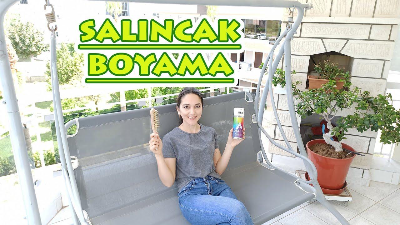 Download Bahçe Salıncak Boyama . Sprey Boya Kullanımı