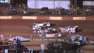 Dixie Speedway 7/25/15 Highlights!