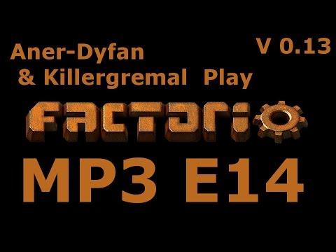 Factorio: MP3#14: Logistic Mining