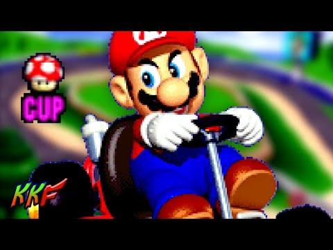 Mario Kart 64 - Mushroom Cup 150cc - Episode 1 - KoopaKungFu