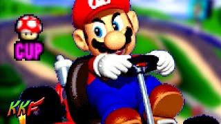 Mushroom Cup 150cc - Mario Kart 64 Grand Prix