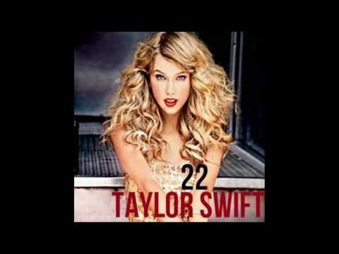 Taylor Swift - 22 (MP3/AUDIO Download) Mp3