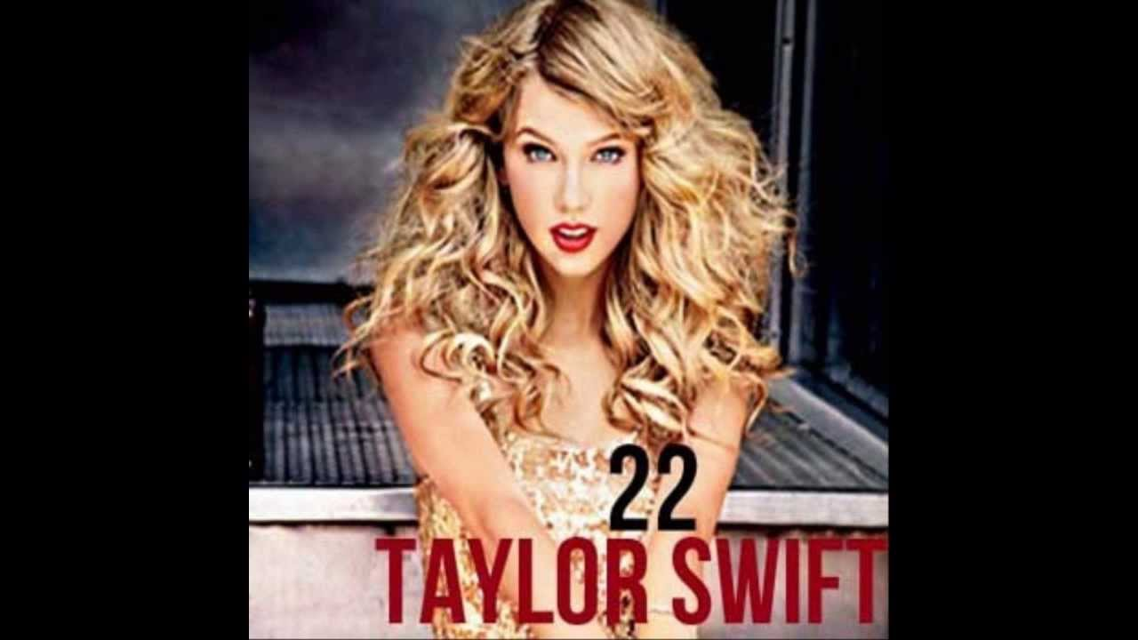 taylor-swift-22-mp3-audio-download-latestmusiczone