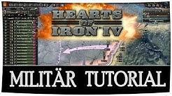Hearts of Iron 4 Tutorial #2 - Militär, Divisionen, Einheiten, Tipps, Armee Steuerung [Deutsch]