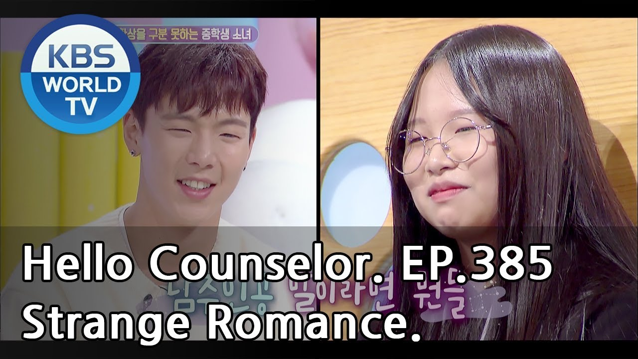 She S Living In Her Own Fantasy She Can T Distinguish Reality Hello Counselor Eng Tha 2018 10 29 Youtube