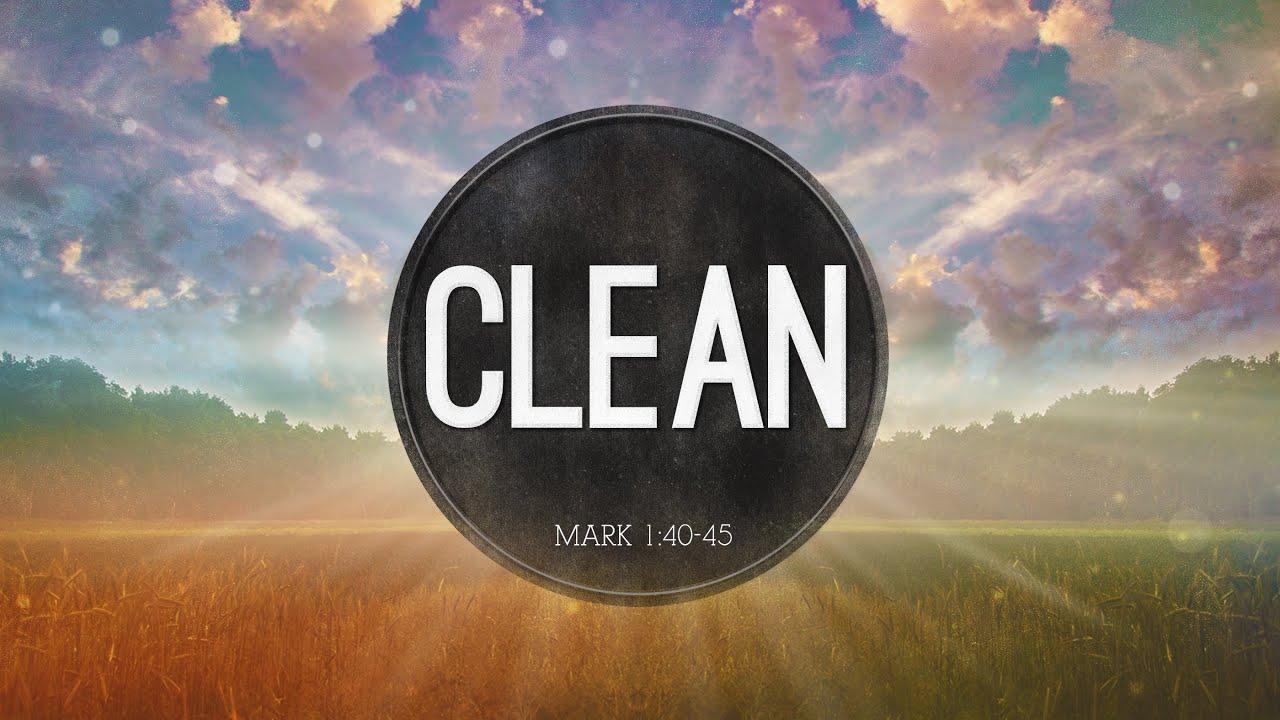 Hasil gambar untuk i will be thou clean