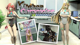Kitchen Chronicles - A very messy cooking competition
