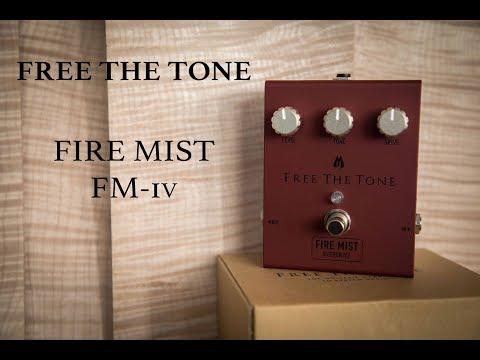 Free The Tone Fire Mist FM-1V by Guitars Rebellion