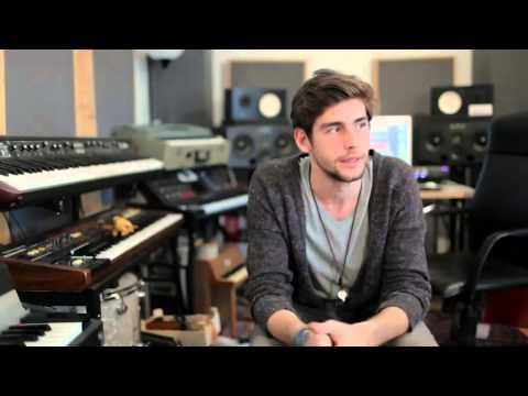 Alvaro Soler - Studio Report [Deutsch]