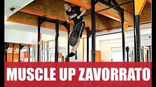 Come allenare il Muscle up Zavorrato