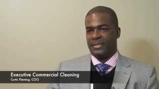 BBB Accredited Business Testimonial - Executive Commercial Cleaning
