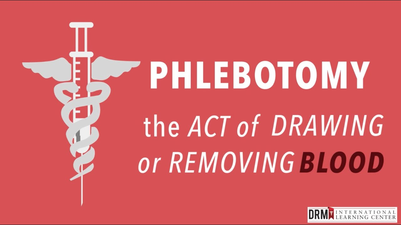 What is phlebotomy youtube what is phlebotomy xflitez Image collections