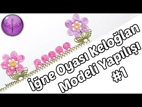 Needle Lace Ball Keloğlan Modeled Construction # 1 HD Quality
