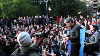 Judith Butler at Occupy WSP
