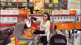 HOME DEPOT SUMMER GRILLS & PATIO FURNITURE | SUMMER 2021 |