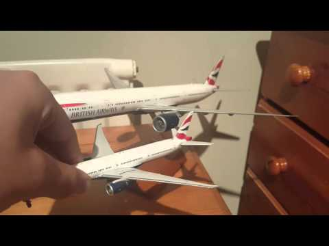 Phoenix Jets British Airways 777-300ER Unboxing and Review (30 Sub Special)