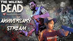 The Walking Dead:Season 1: 8 YEARS LATER GAMEPLAY MARATHON (Skybound Games)