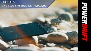 OnePlus 5 vs World's Highest, Toughest Motorsport : Raid De Himalaya