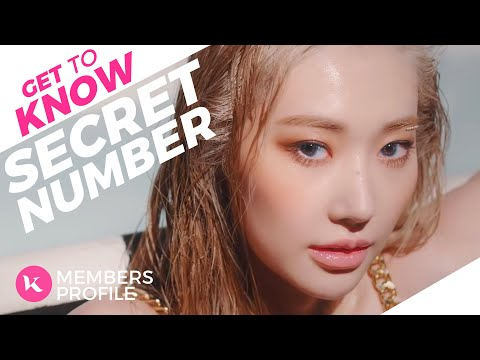 Secret Number (시크릿넘버) Members Profile & Facts (Birth Names, Positions etc..) [Get To Know K-Pop]