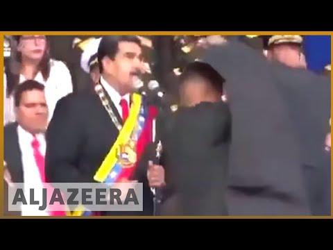 🇻🇪 Venezuela arrests six over 'drone attack' during Maduro speech | Al Jazeera English
