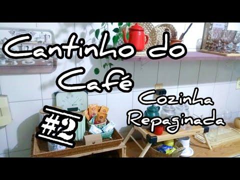 CANTINHO DO CAFÉ COZINHA REPAGINADA