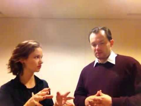 Andris Nelsons, by Hilary Hahn