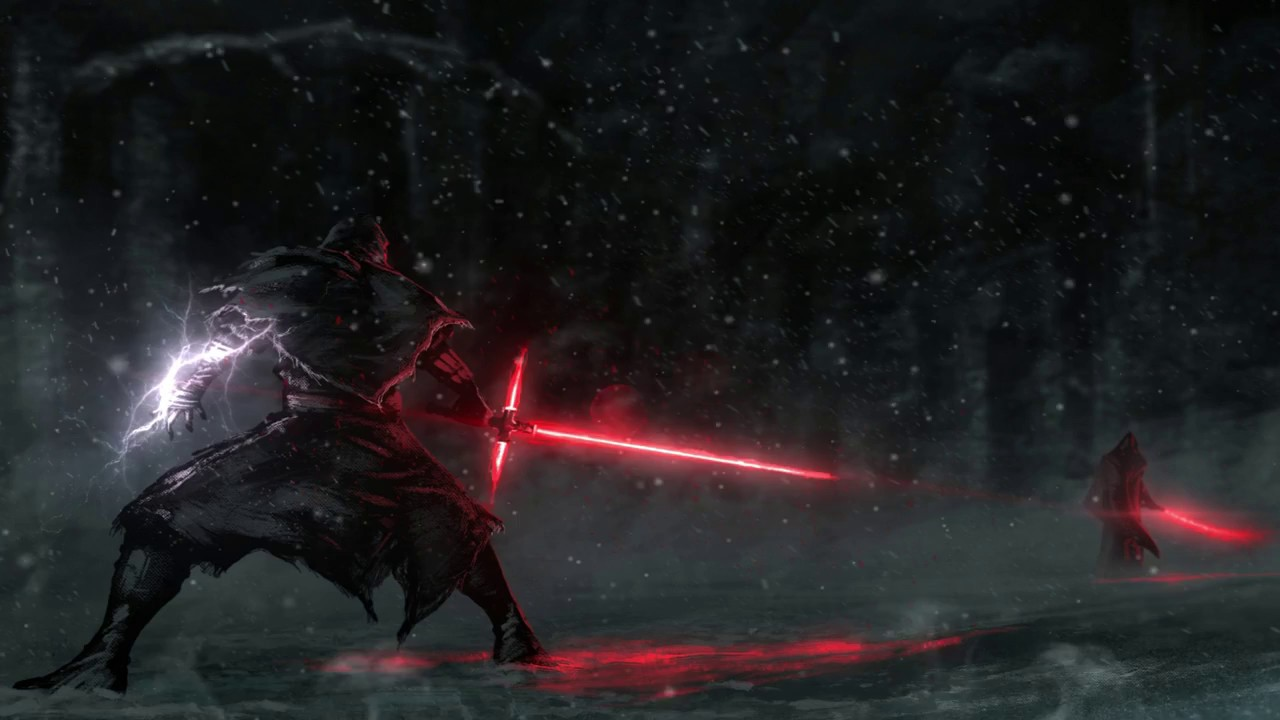 Star Wars Siths About To Fight Animated Wallpaper Engine Youtube