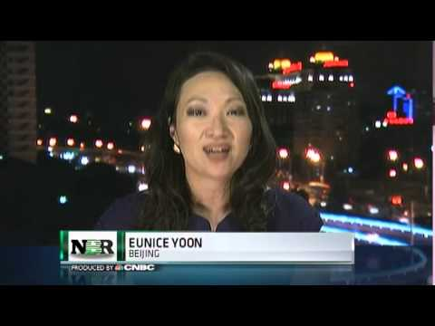 Nightly Business Report: China growth