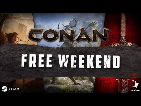 Funcom's Conan games are free on Steam this weekend