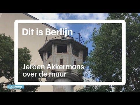Waar is die Berlijnse muur toch gebleven? Jeroen Akkermans laat het je zien