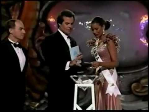Miss Universe 1996 Top 6 Final Question