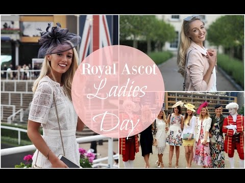 A Girls Day Out at Royal Ascot   |  Vlog & GRWM  |    Fashion Mumblr