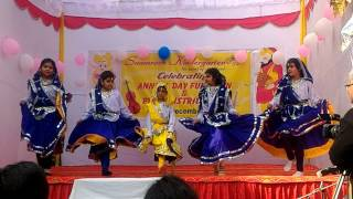 """Balamji Gharwea de Meri Pajeb ""Performance Child  Haryanvi Song Fok Dance"