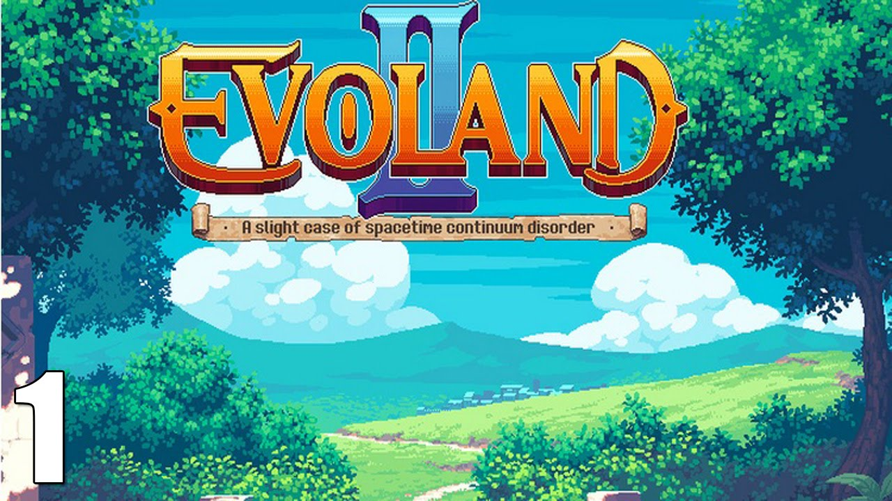 EVOLAND 2 - Ep 1 - Al pasado